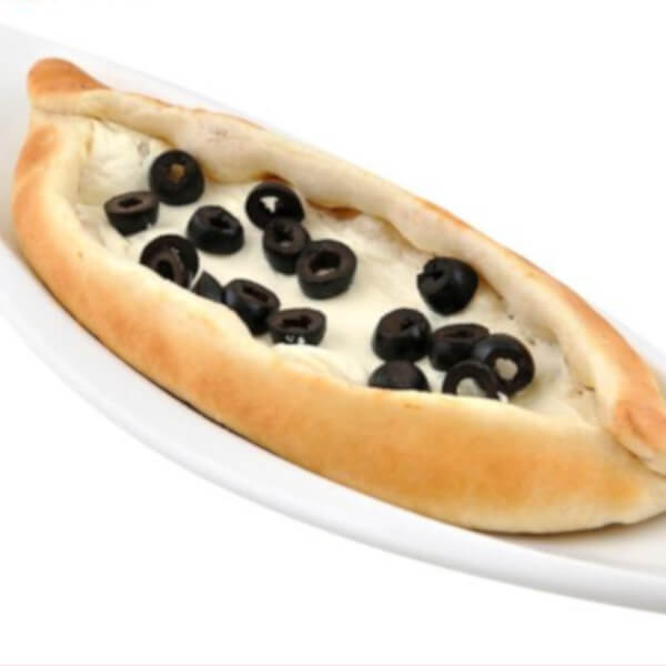 Labaneh with olives