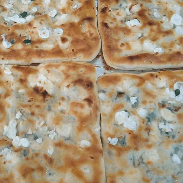 Cheese with Green Thyme