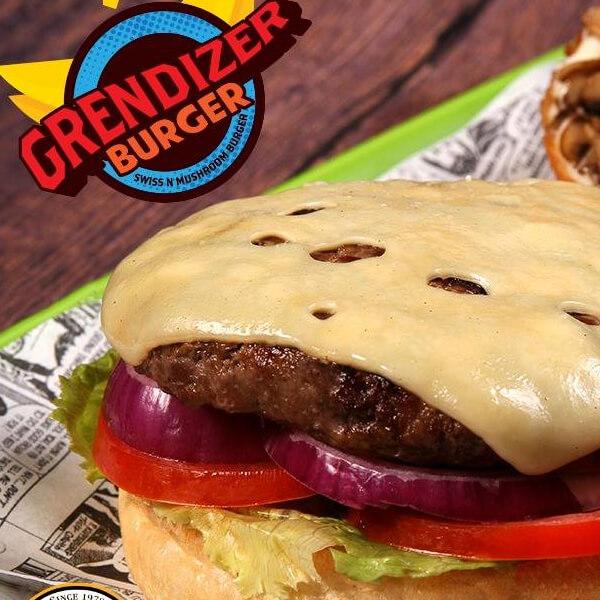 Grendizer Burger
