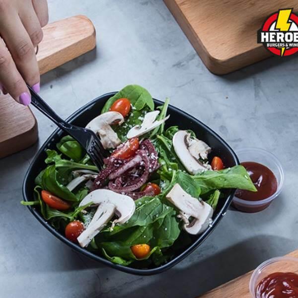 Rocca salad