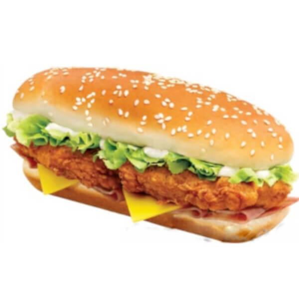 ساندويش زنجر