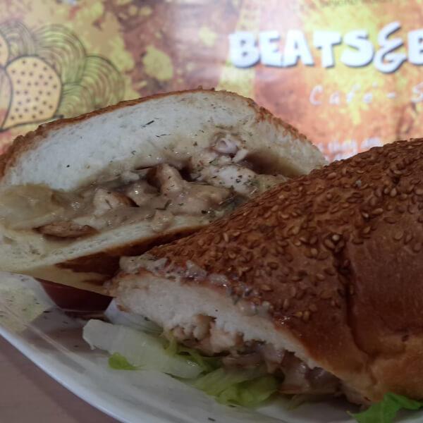 ساندويش ايطالي