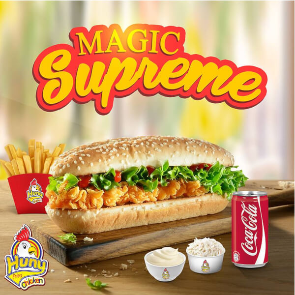 Magic Supreme