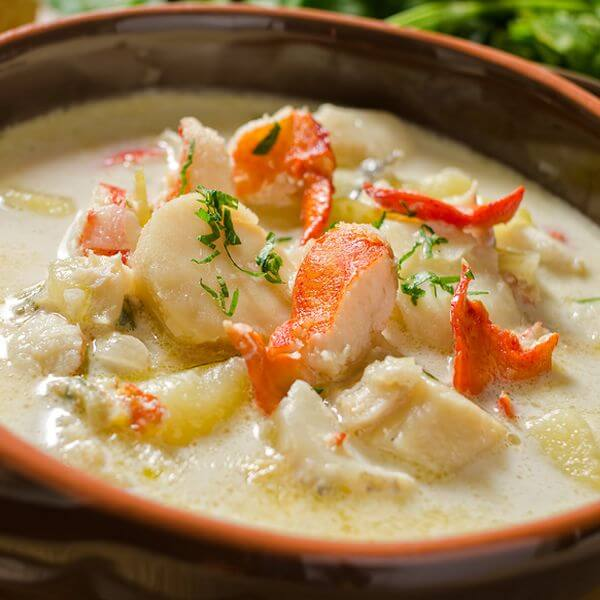 Sea Food Chowder Soup