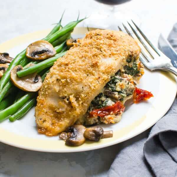 ITALIAN CHICKEN BREAST
