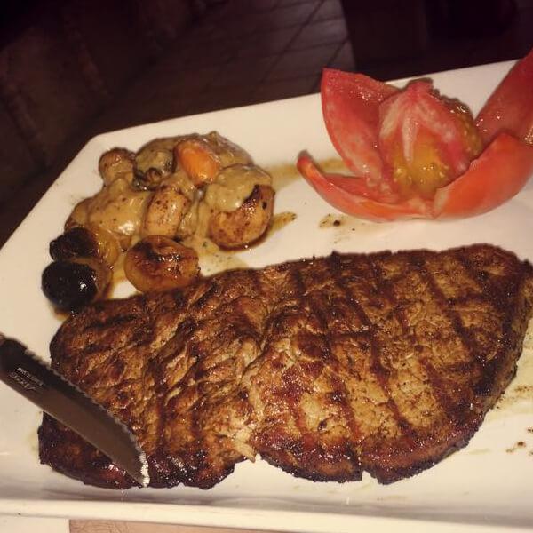Steak back calf
