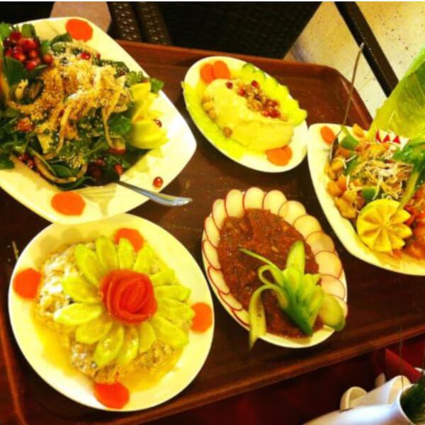 Arabic Salad