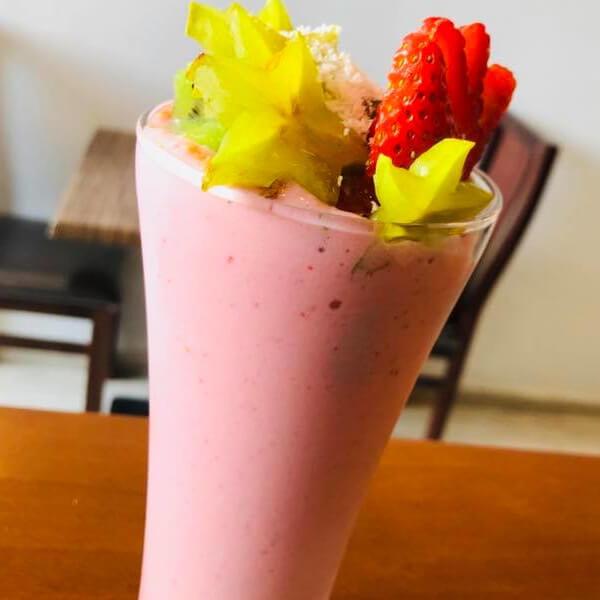 (Strawberry (Milk