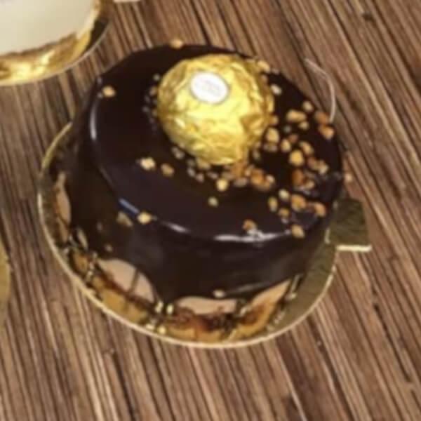 Ferrero Pancake