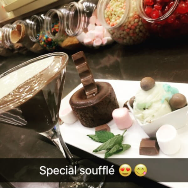 Special Souffle
