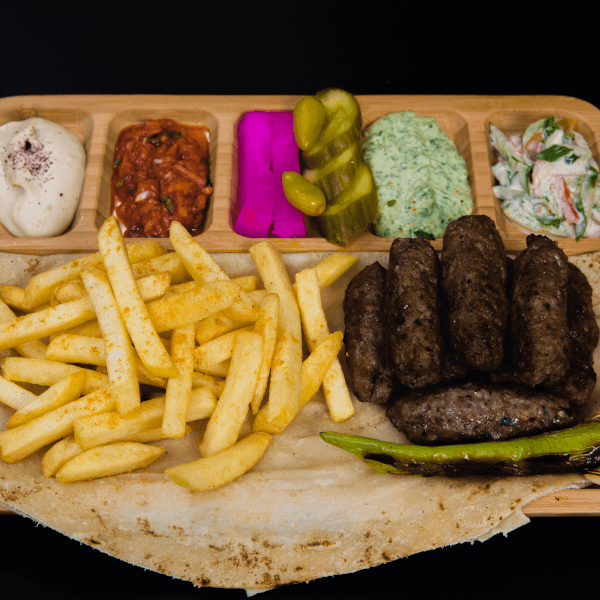 Kabab Meals