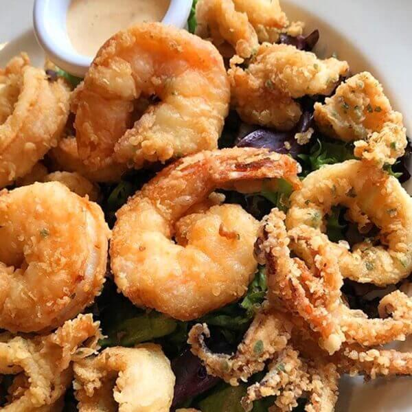 Shrimp Pane