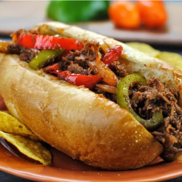 Beef Fajita Meal