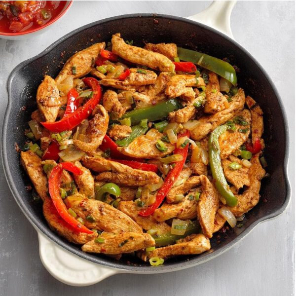 Chicken Fajita فاهيتا دجاج