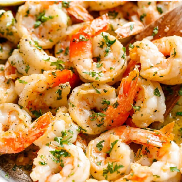 Shrimps Saute (10 pieces)