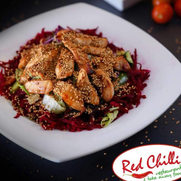 Red Chili's Salad