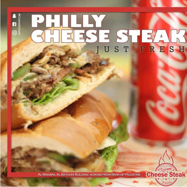 filet Steak cheese