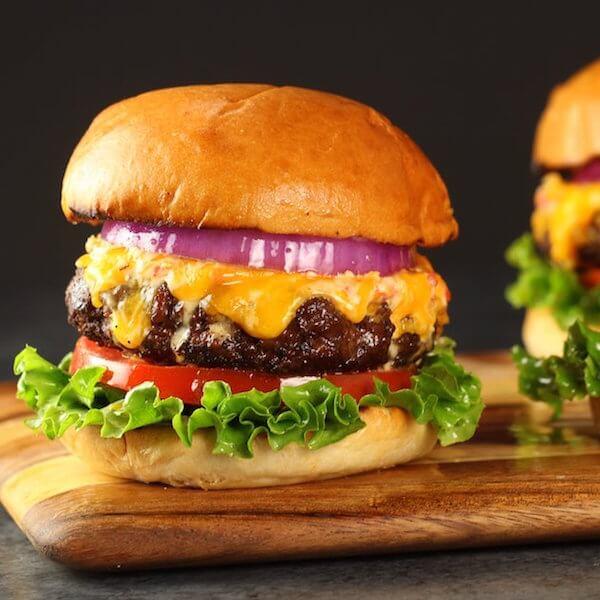Beef Burger Classic 120gm
