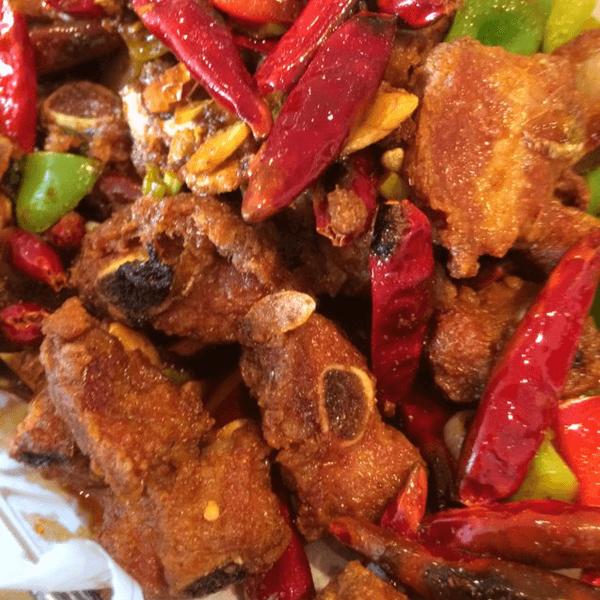 Fish Fillet ( szechuan)