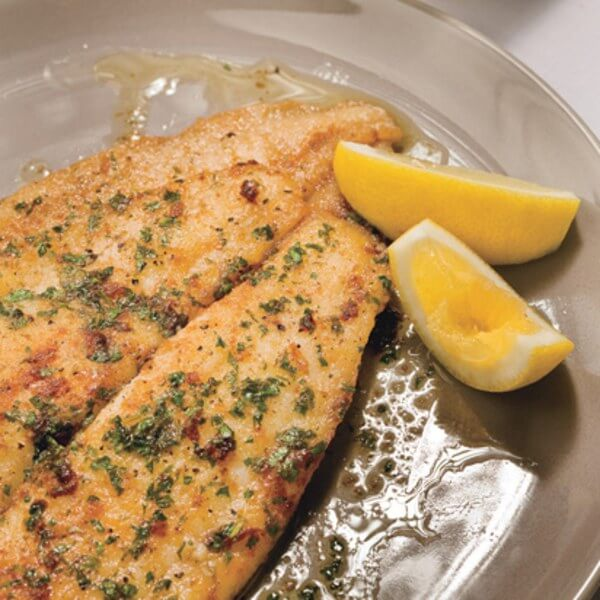 Lemon Fish Fillet