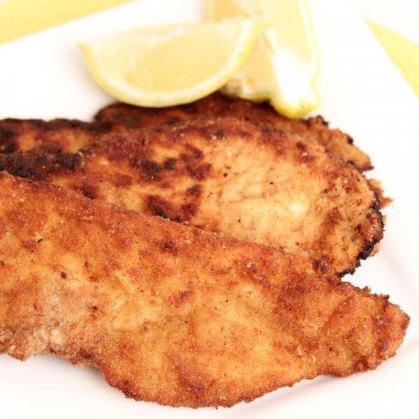 Schnitzel Chicken