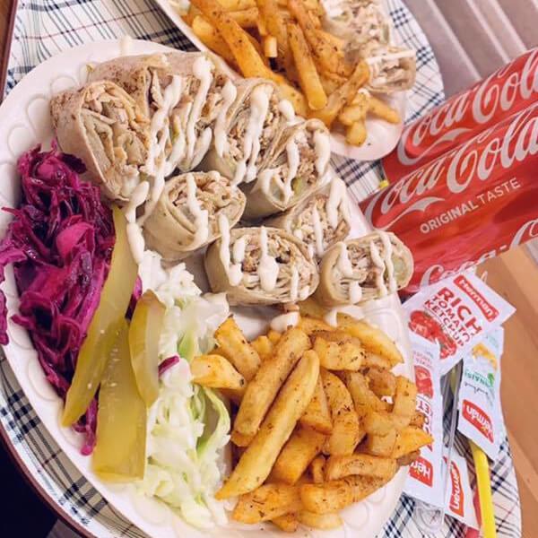 وجبة الاسطنبولي