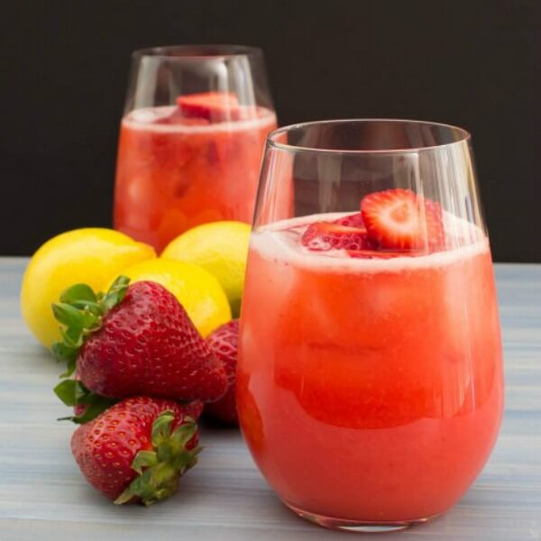 Lemon & Strawberry