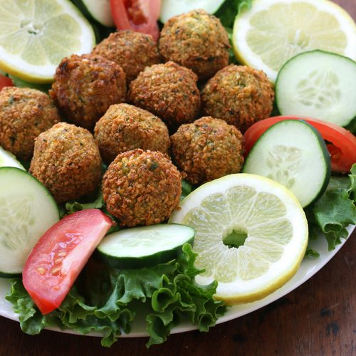 Falafel 3 pieces