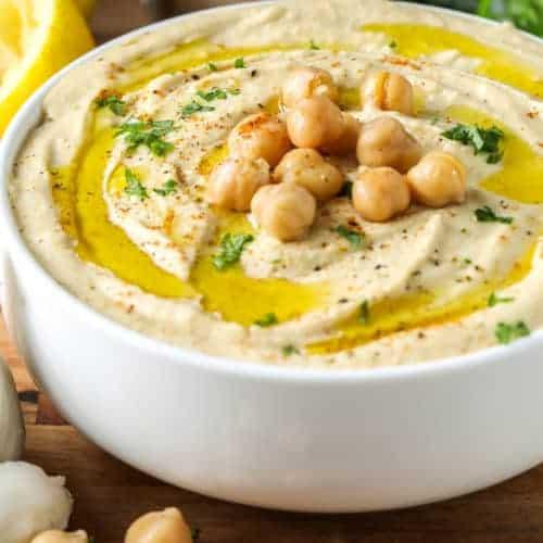 وجبة حمص