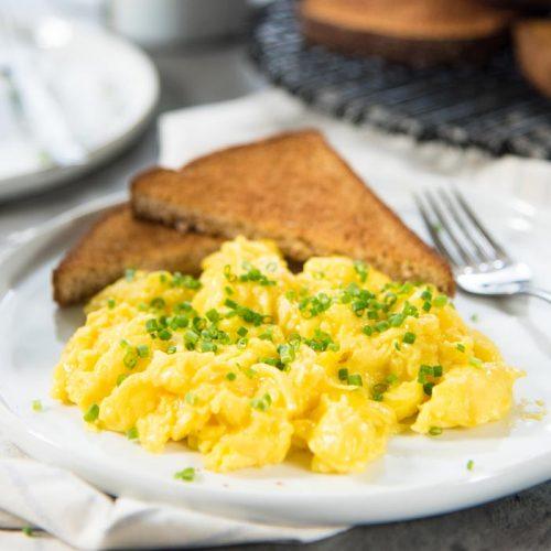 وجبة بيض بانواعه