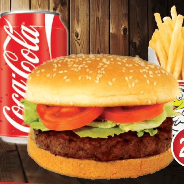 Super Gold Burger