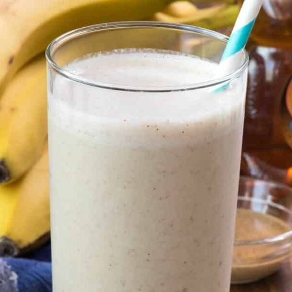حليب عسل الموز