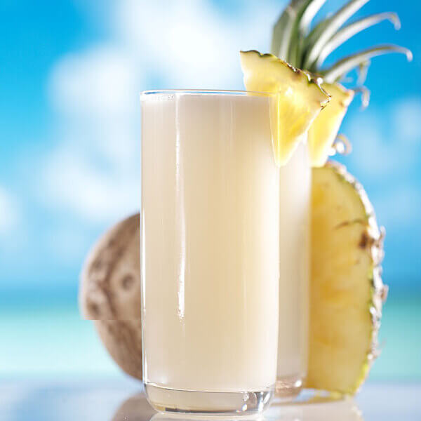 Pineapple Coconut Pinoculada