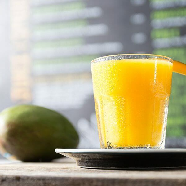 عصير مانجا