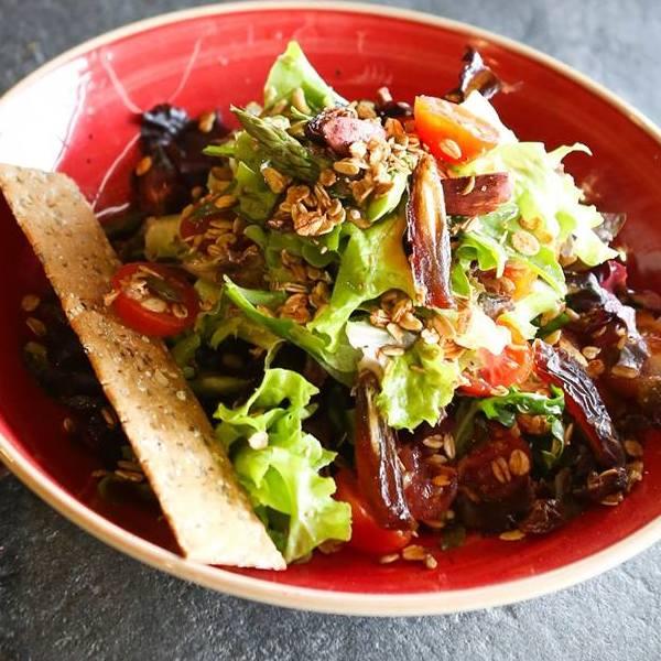Aspargo salad