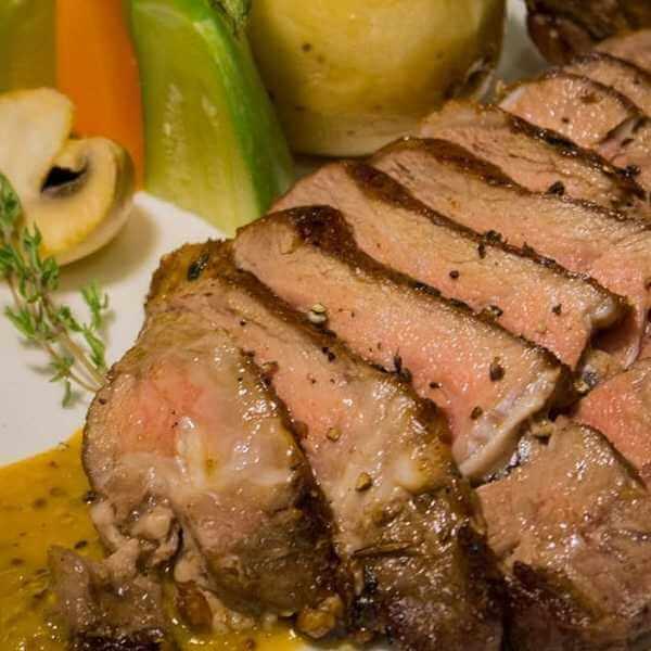 ستيك لحم العجل – انتركونت