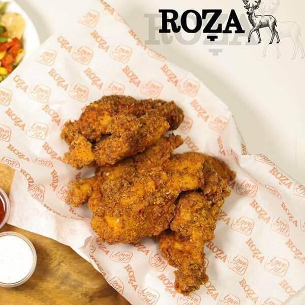 Rosa Wings