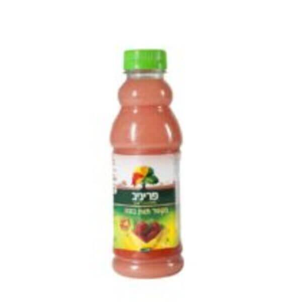 Strawberry Banana Juice