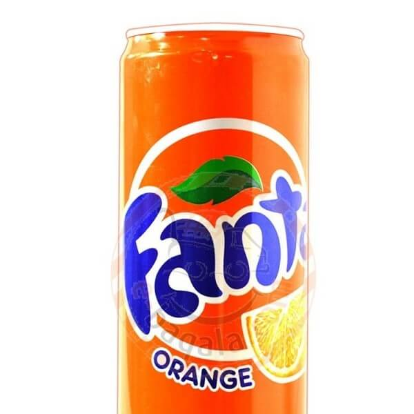 Cola Fanta