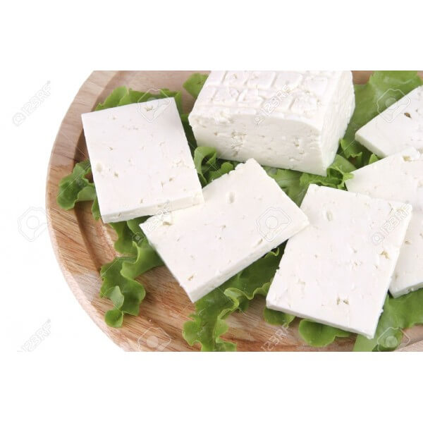 White cheese