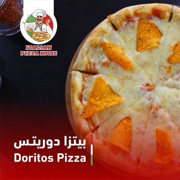 Doritos Pizza