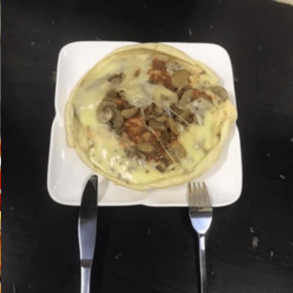 بيتزا التنور vip