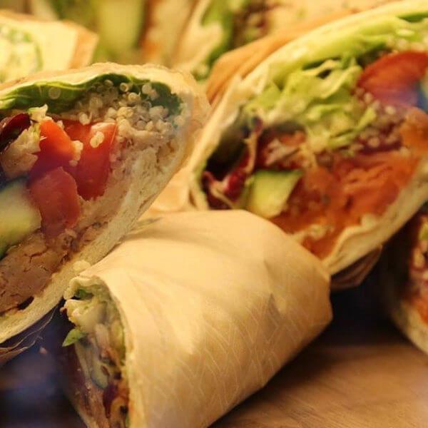 Regular Shawarma