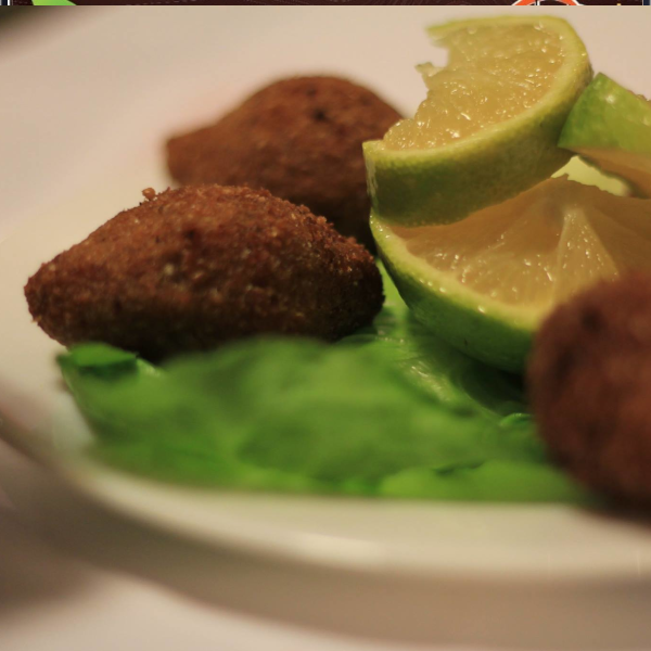 Fried Kebbeh