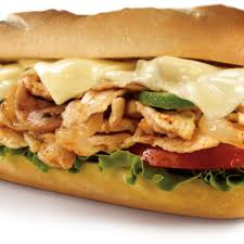 Boneless Chicken Baguette