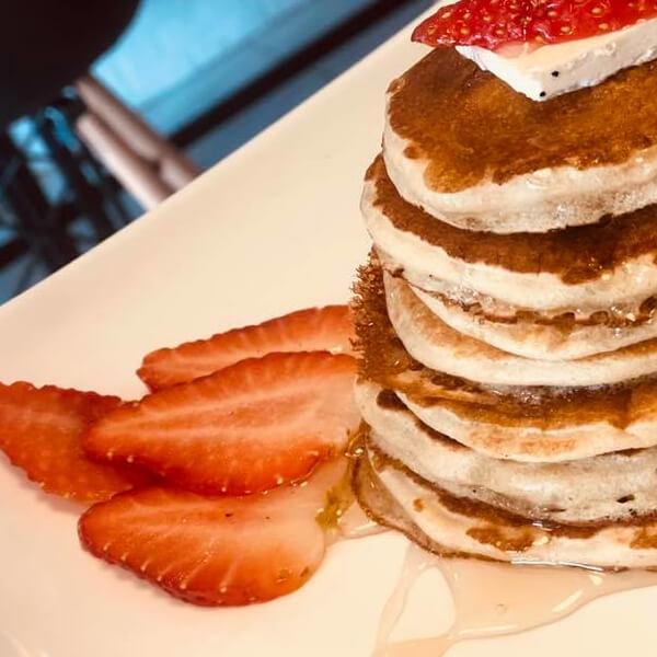 Caramel Pancake