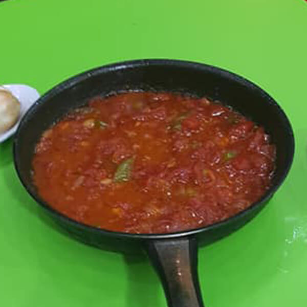 Tomato Saute