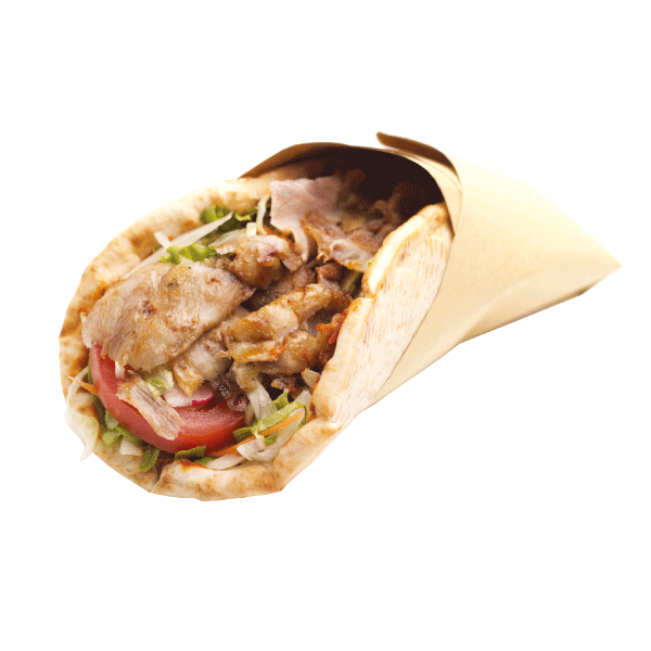 ساندوتش شيش طاووق طازج
