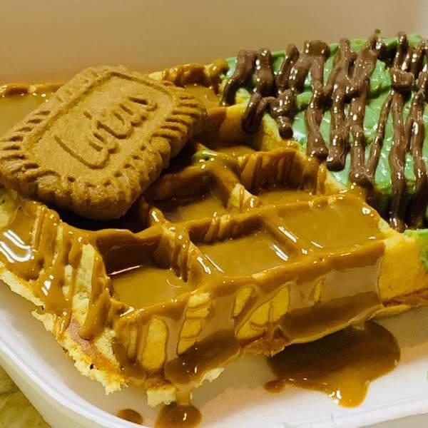 Lotus Waffle