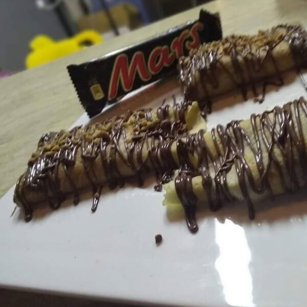 Crepe March